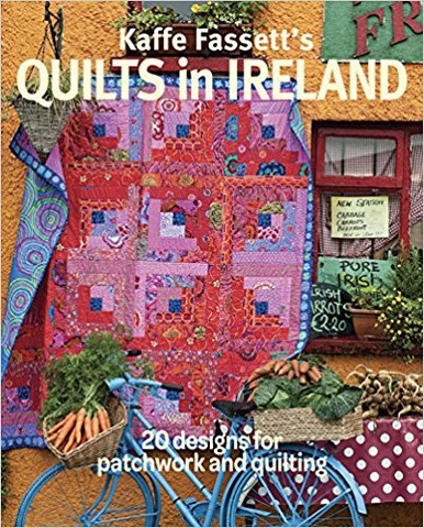 Kaffe Fassett's Quilts in Ireland