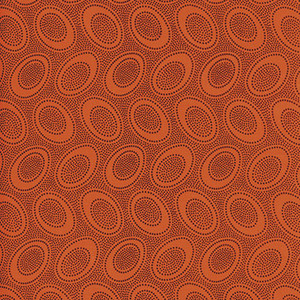Kaffe Fassett Classic Aboriginal Dot - Orange GP71