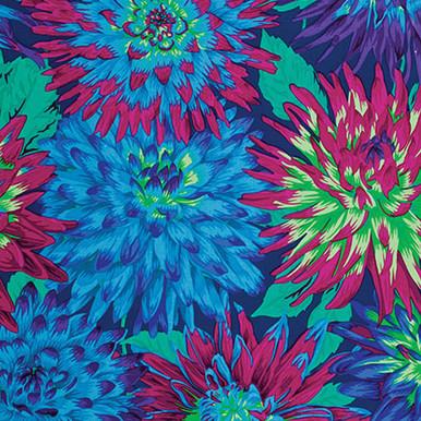 Cactus Dahlia Philip Jacobs pwpj054.blue