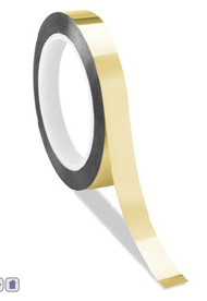 Mirrorglaze Gold Mylar Tape