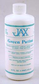 J10116 Green Patina
