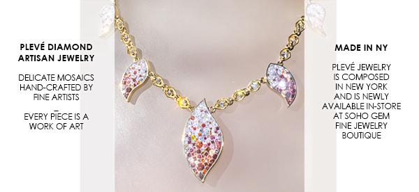 pleve diamond jewelry in nyc