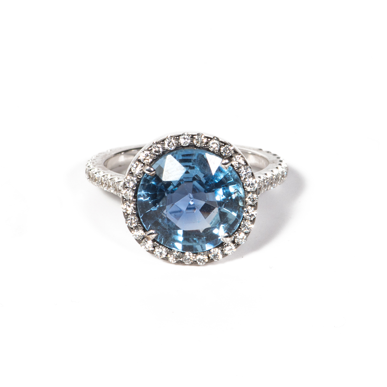 Sapphire Engagement Rings NYC