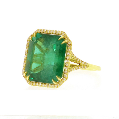 Emerald Ring Online