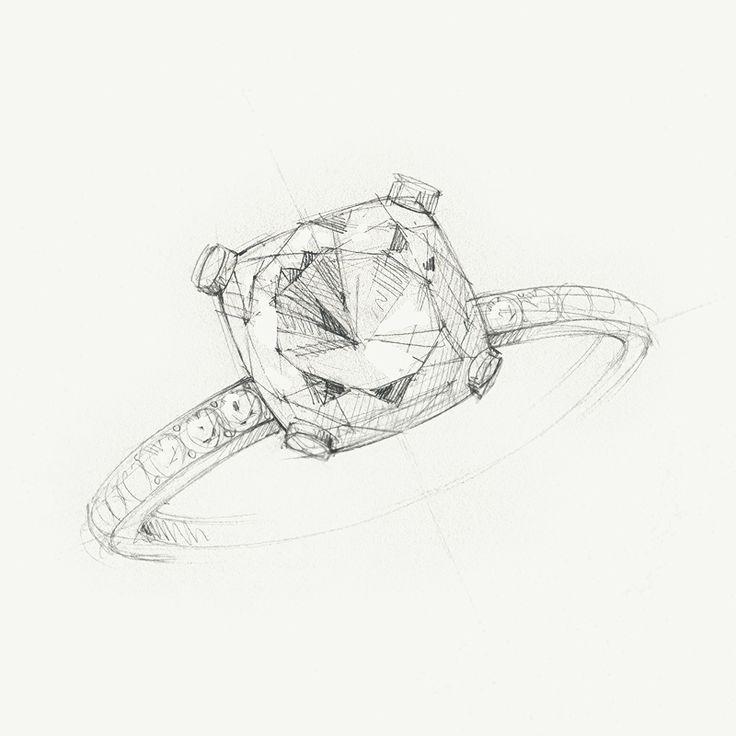 handmade vs cast engagement rings