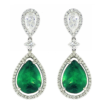 Emerald Earrings online
