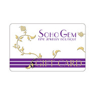 $2500 Soho Gem Gift Card