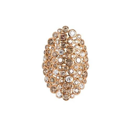 Cognac Diamond Jewelry