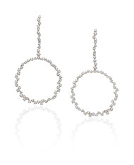 Casato Bridal Diamond Earrings