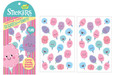 SCRATCH-AND-SNIFF STICKERS - COTTON CANDY