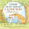 POP-UP BOOK - GUESS HOW MUCH I LOVE YOU