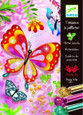 DJECO - GLITTER BOARDS - BUTTERFLIES
