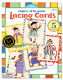 EEBOO - LACING CARDS - CHILDREN OF THE WORLD