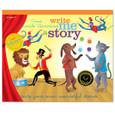 EEBOO - WRITE ME A STORY - CIRCUS ANIMAL ADVENTURES