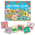 EEBOO - MATCHING GAME - CIRCUS