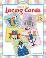 EEBOO - LACING CARDS - CLASSIC TOYS