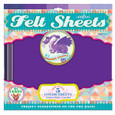EEBOO - FELT SHEETS - DRAGON