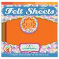 EEBOO - FELT SHEETS - SUN