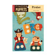 MUDPUPPY - FINGER PUPPETS - PIRATES