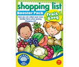 SHOPPING LIST GAME - BOOSTER PACK - FRUIT & VEGETABLES
