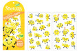 SCRATCH-AND-SNIFF STICKERS - LEMON