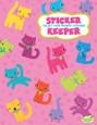 BIG STICKER BOOK - KITTIES