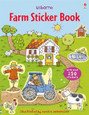 USBORNE - STICKER BOOK - FARM