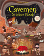 USBORNE - STICKER BOOK - CAVEMEN