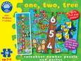 ONE, TWO, TREE PUZZLE