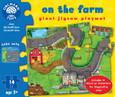 GIANT FLOOR JIGSAW - ON THE FARM