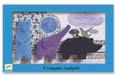 DJECO - SHAPED CRAYONS - BEAR, RHINO & ELEPHANT