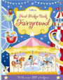 USBORNE - FIRST STICKER BOOK - FAIRGROUND
