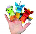 FINGER PUPPETS - DRAGONS