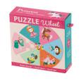 MUD PUPPY - PUZZLE WHEEL - PRINCESS