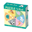 MUD PUPPY - PUZZLE WHEEL - AT THE ZOO