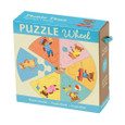 MUD PUPPY - PUZZLE WHEEL - PICNIC TIME