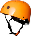 KIDDIMOTO HELMET - NEON ORANGE - MEDIUM