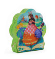 DJECO - SILHOUETTE PUZZLE - SLEEPING BEAUTY