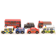 LE TOY VAN - LONDON CAR SET