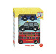 LE TOY VAN - LITTLE LONDON VEHICLE SET
