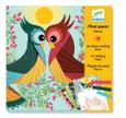DJECO - IRIS PAPER FOLDING - BIRDS