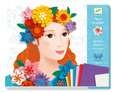 DJECO - PAPER FLOWER CREATIONS - YOUNG GIRLS IN FLOWERS
