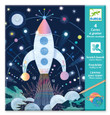 DJECO - SCRATCH CARDS - COSMIC MISSION