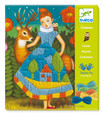 DJECO - CANVAS WOOL EMBROIDERY - DRESS