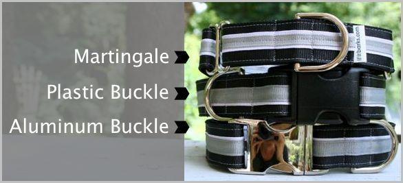Types of dog collars