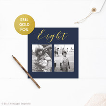 Nostalgic Imprints retro picture table numbers, photo table numbers, childhood photo table numbers