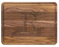 Wiltshire Walnut 9x12 Personalized Cutting Board