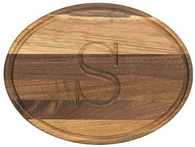 Grandbois Walnut 9x12 Personalized Cutting Board