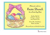 Sunny Easter Holiday Party Invitation