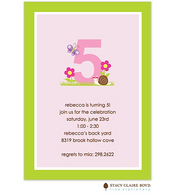 Little Sweetheart Kids Party Invitation